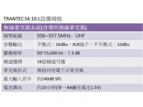 TRANTEC   S4.10-L